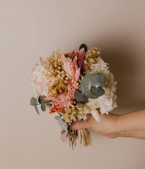 ramo pequeño de novia