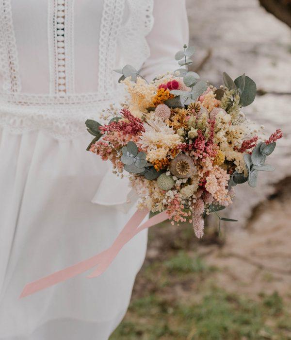 ramos de novia silvestre