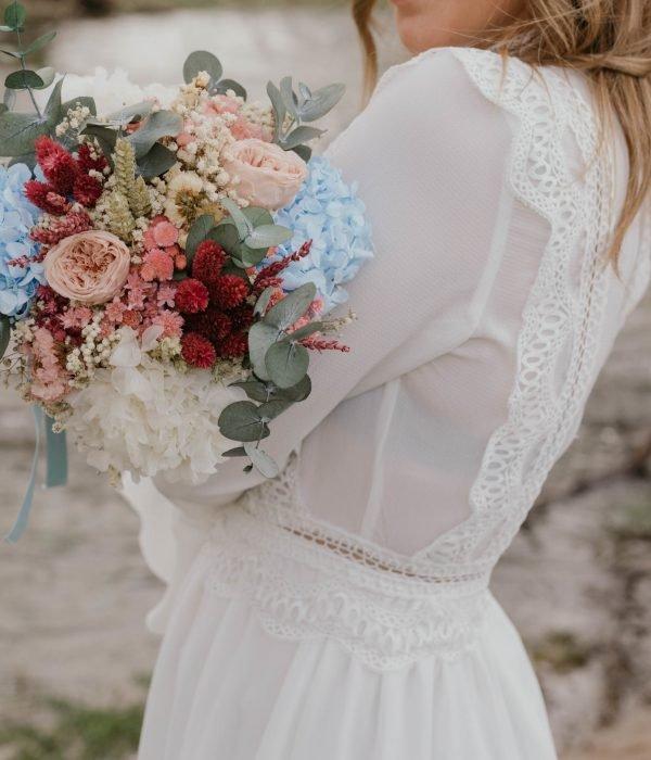 ramos de novia madrid