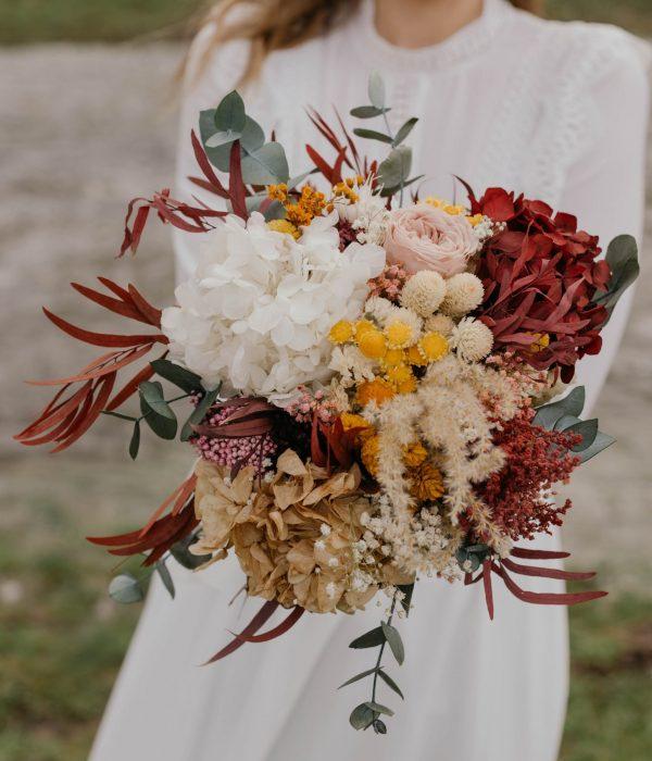ramos de novia diferente